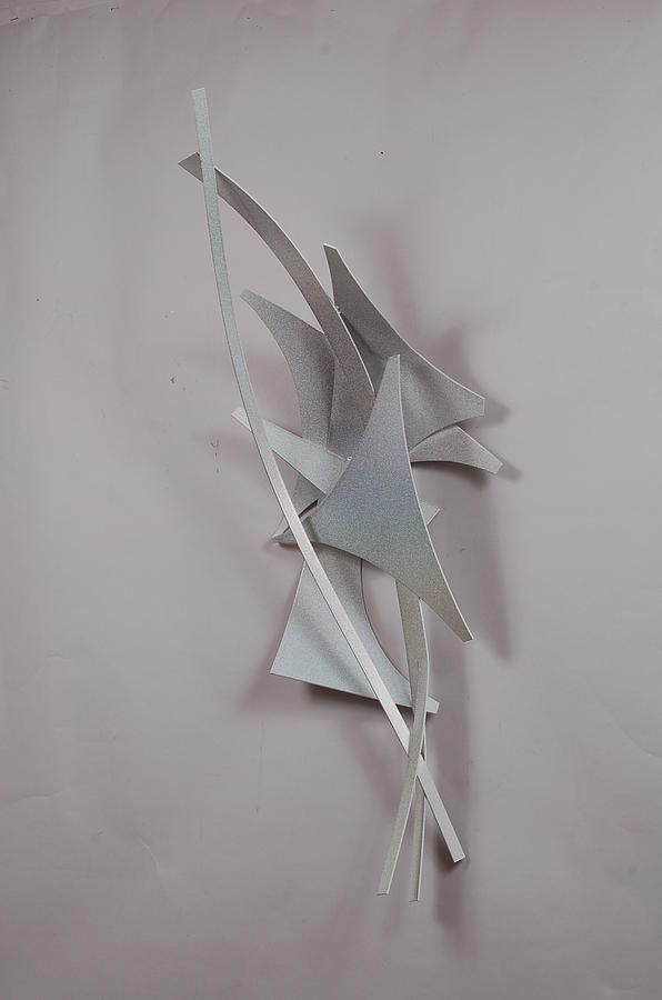 Welded Sculpture - Female Depiction by Mac Worthington