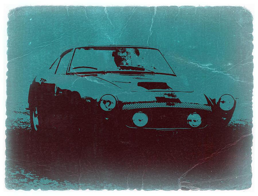 Ferrari Photograph - Ferrari 250 Gtb by Naxart Studio