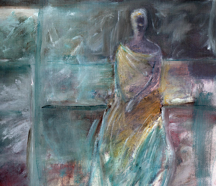 Figure Painting - Figurative Ns3 by Studio C