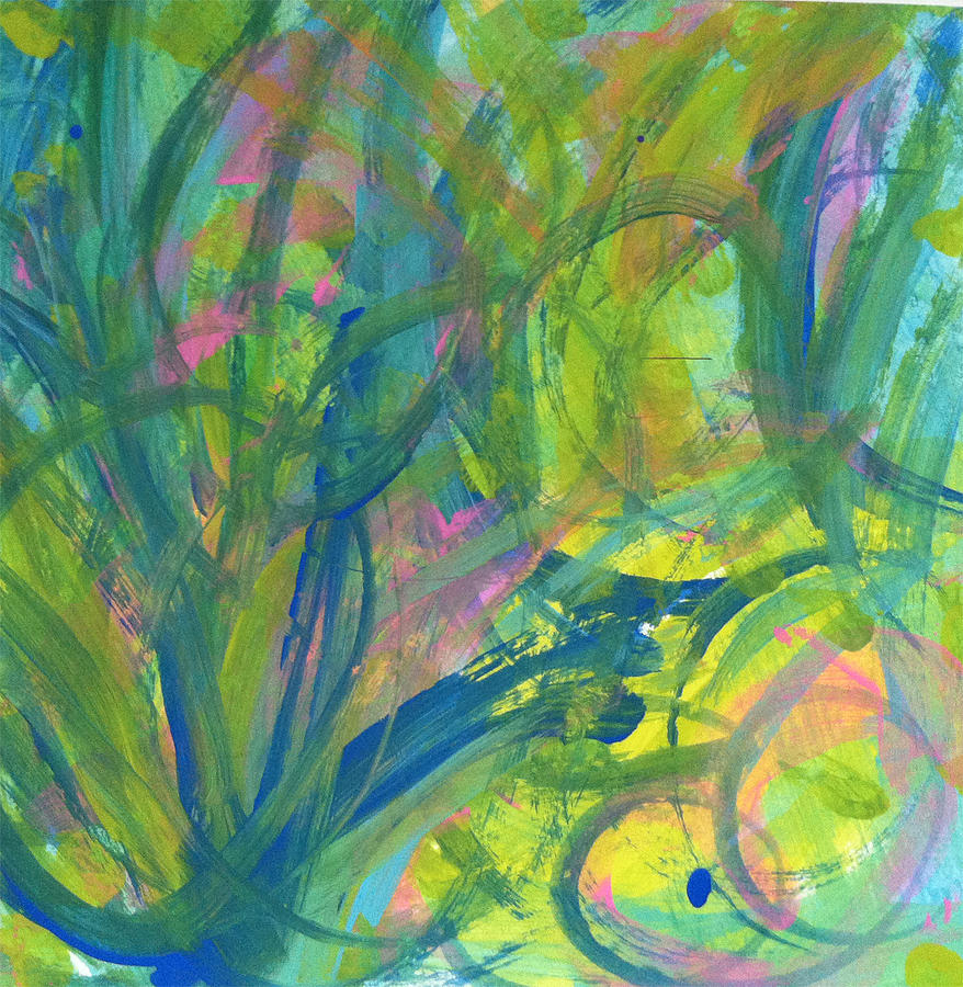 Joy Painting - Finding Joy by Bethany Stanko