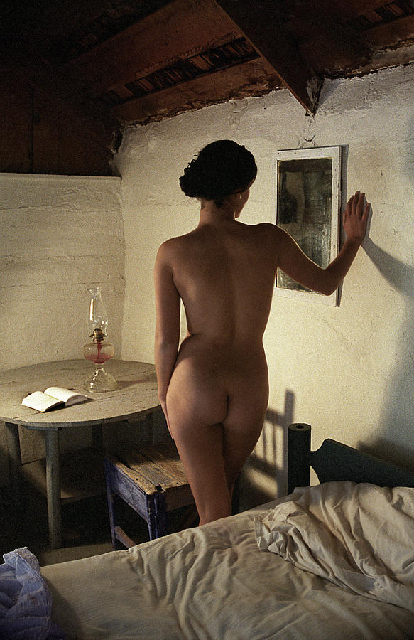 Nude Photograph - Fine Art  2 by Gene  Newell