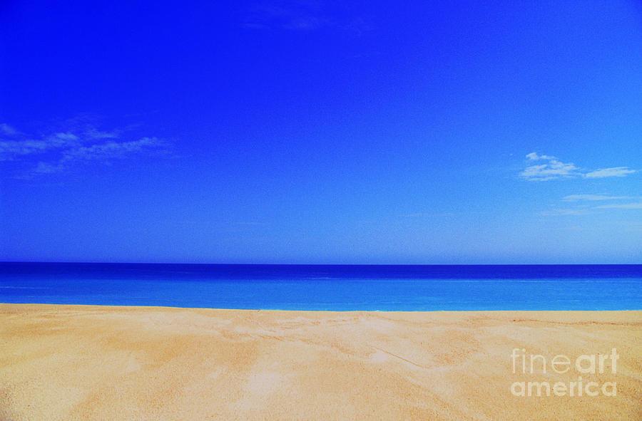Sea Photograph - Finity by Gib Martinez