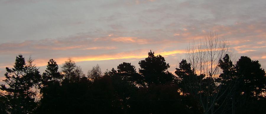 Sunrise Photograph - Fire In The Sky by Susan Johansen