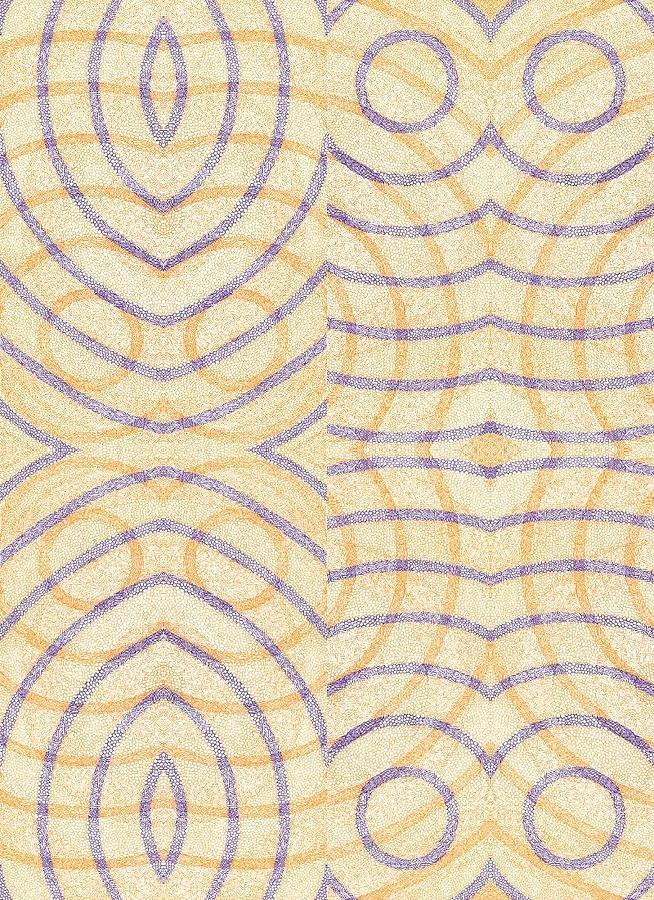 Firmamentals 0-2 Digital Art by William Burns