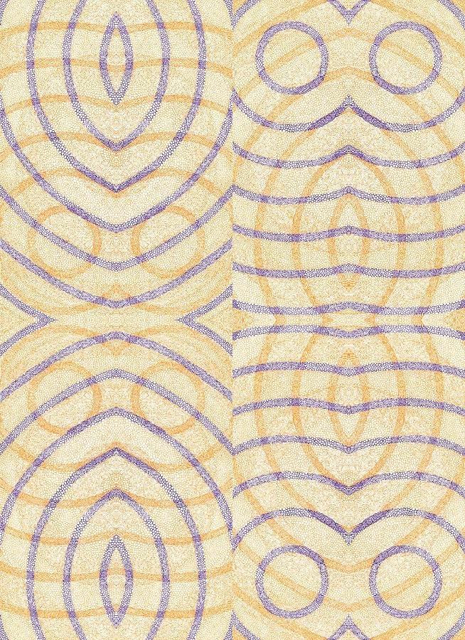 Firmamentals 0-3 Digital Art by William Burns