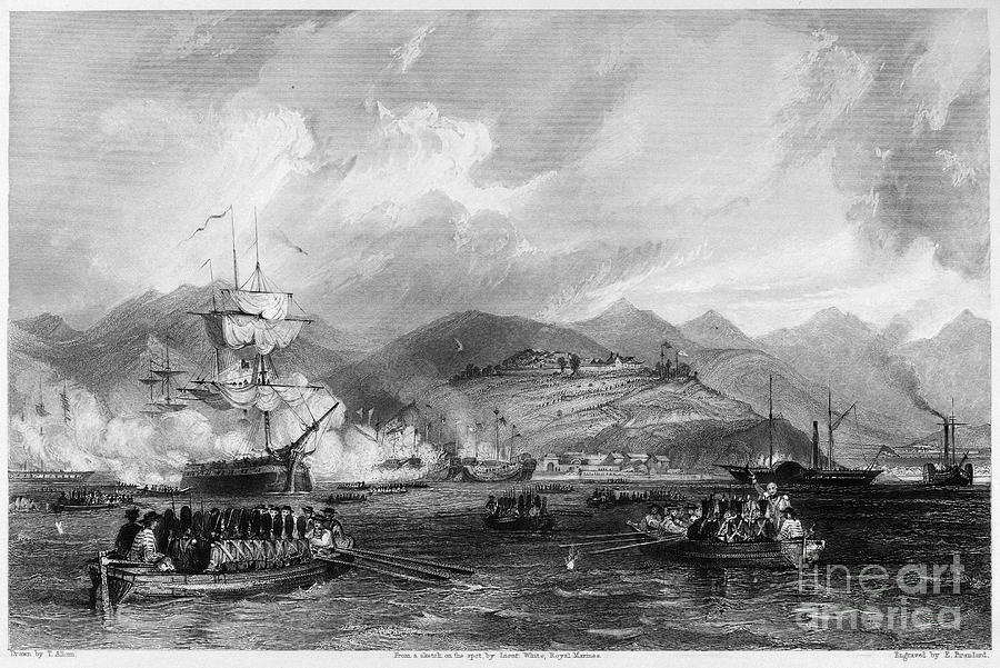 an overview of the first opium war of 1840 Overview module description the opium war: britain and the birth of modern china, 1839-1842 (hih1406) staff: dr hao gao - the opium war, 1840-42 (durham, nc.