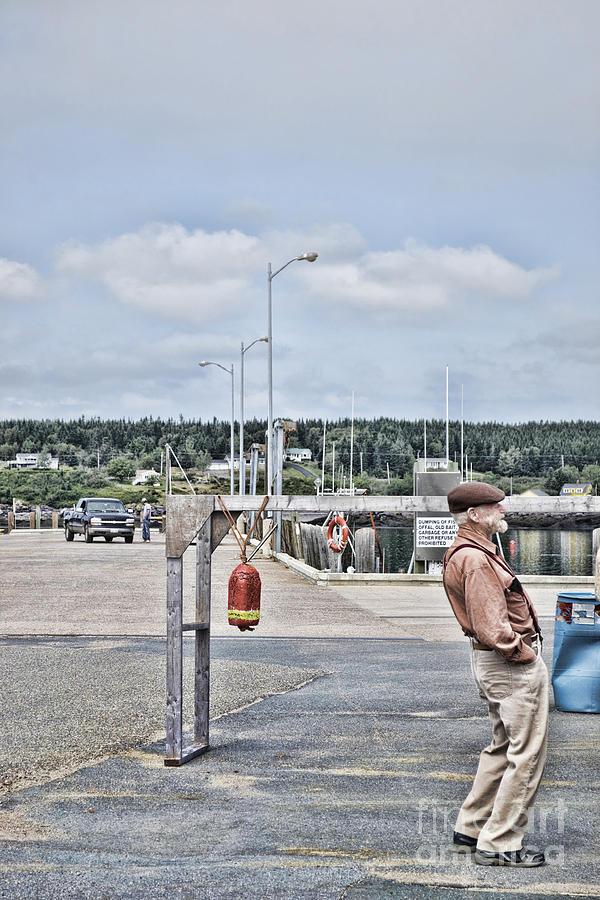 Fisherman by Traci Cottingham