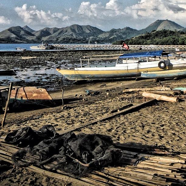 Beautiful Photograph - Fisherman Village by Arya Swadharma