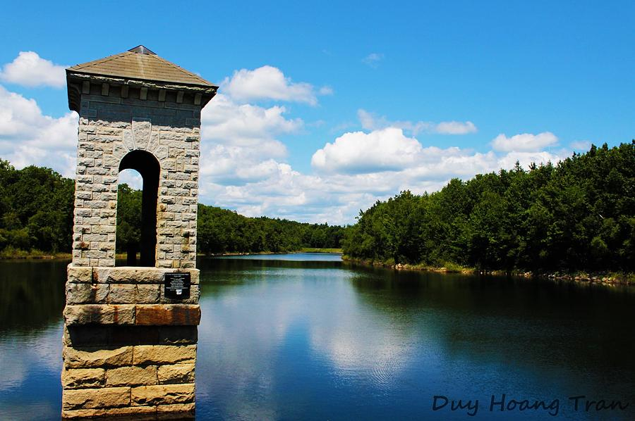 Fitchburg Ma Water Reservoir Photograph By Duy Tran