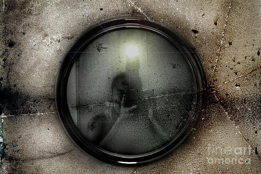 Hdr Photograph - Flash Present Future by Yhun Suarez