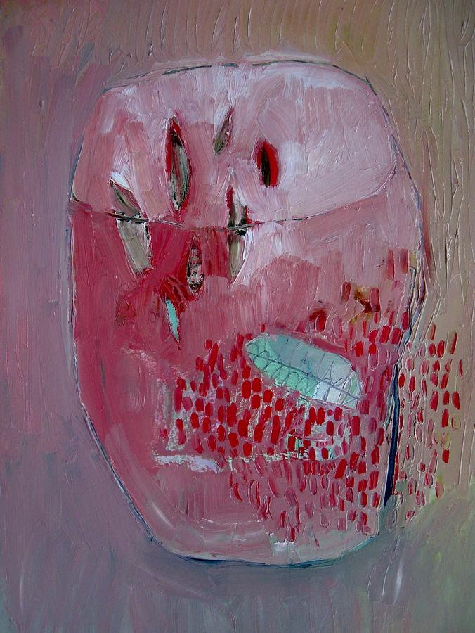 Vessel Painting - Fleshy Vessel by Brooke Wandall