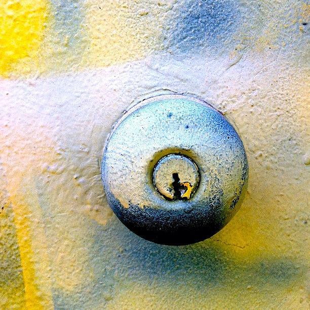 Sanfrancisco Photograph - Floating Doorknob by Julie Gebhardt
