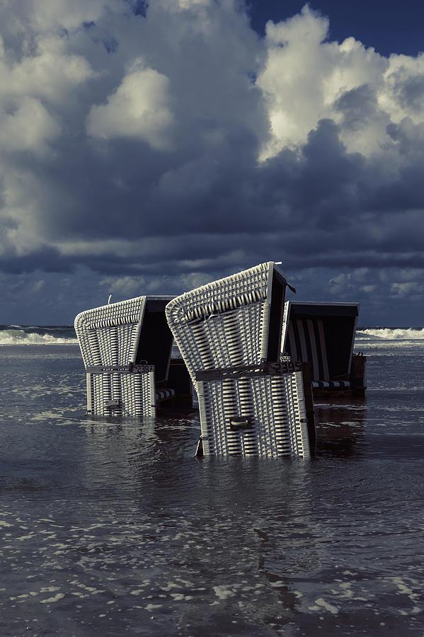 Beach Photograph - Flood by Joana Kruse