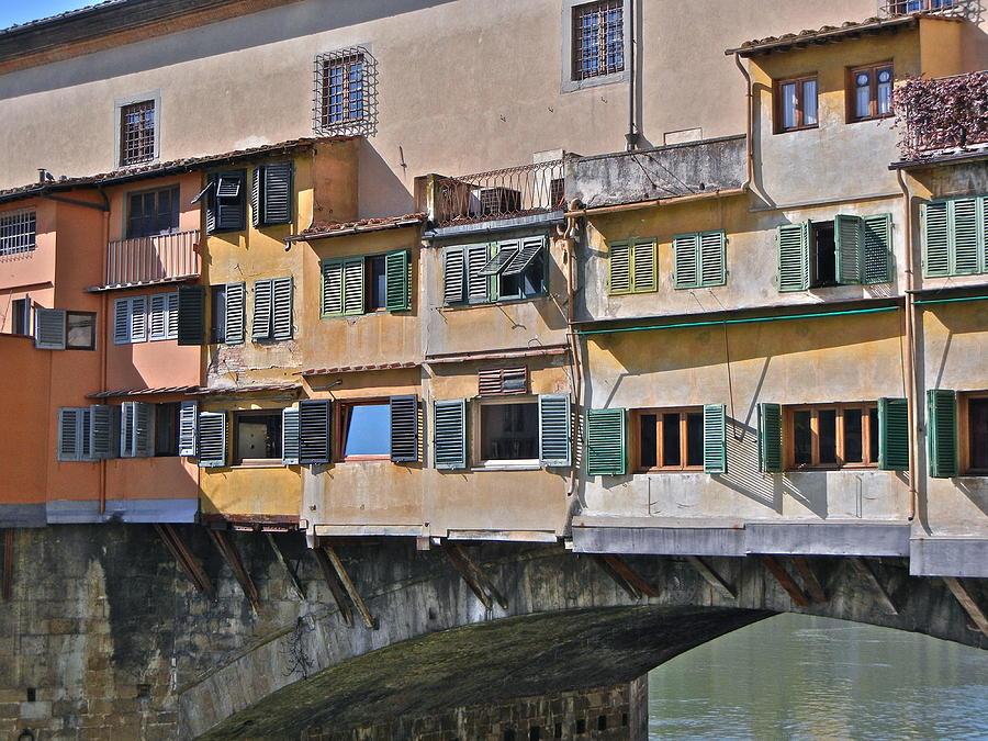 Florence Photograph - Florence Iv by David Ritsema