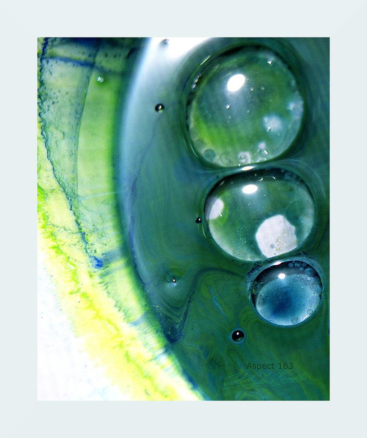 Robert G Kernodle Photograph - Fluidism Aspect 163 Frame by Robert Kernodle