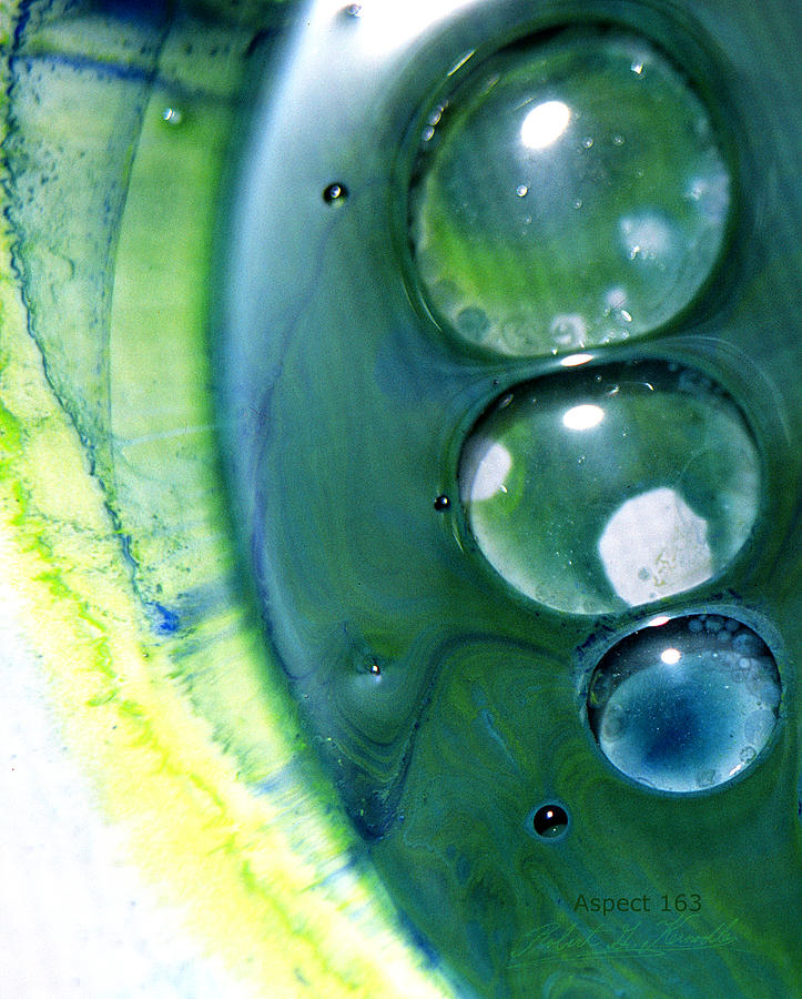 Fluid Designs Photograph - Fluidism Aspect 163 Photography by Robert Kernodle