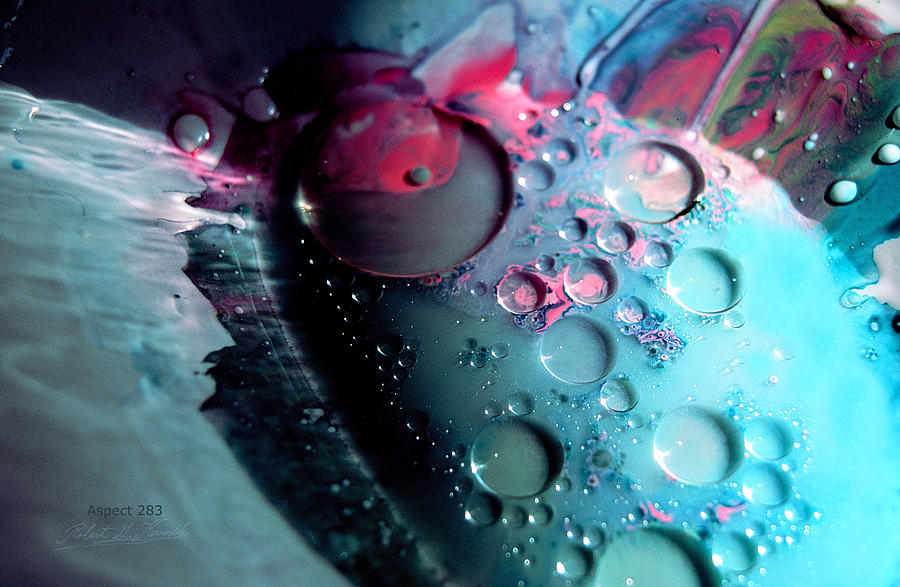 Fluid Designs Photograph - Fluidism Aspect 283 Photography by Robert Kernodle
