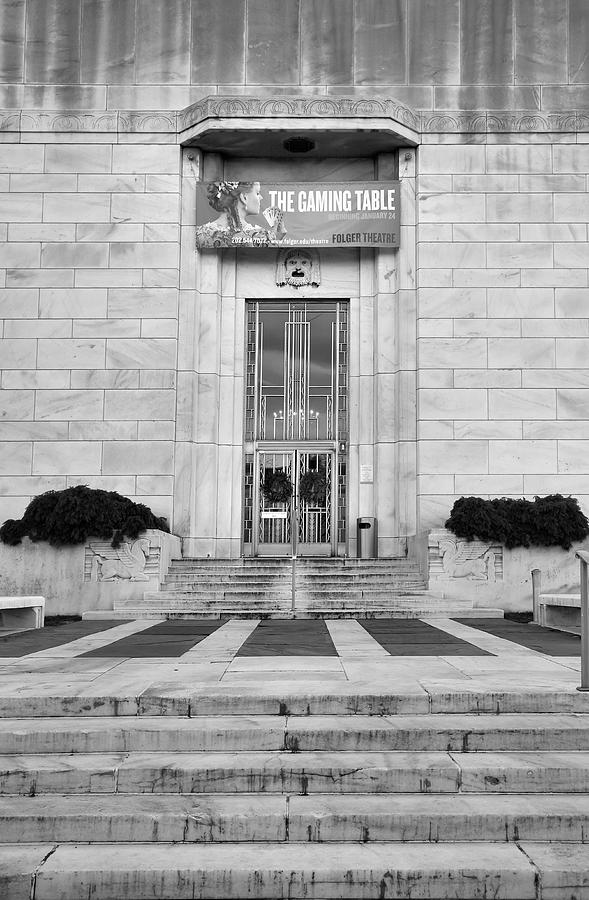 Theater Photograph - Folger Theatre I by Steven Ainsworth