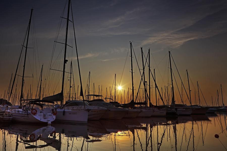Sun Photograph - Follonica by Joana Kruse