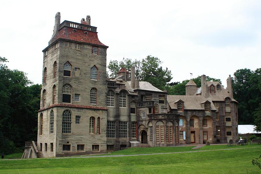 Castle Photograph - Fonthill Castle  by Paul Slebodnick