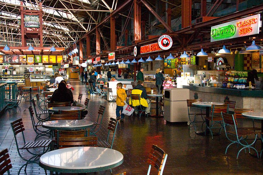 Union Mall Food Court