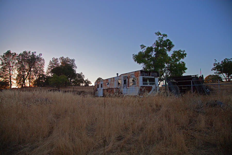 Campo Seco California Photograph - For Rent by Joe Fernandez