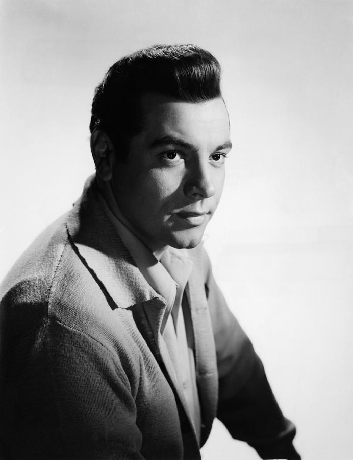 1950s Portraits Photograph - For The First Time, Mario Lanza, 1959 by Everett