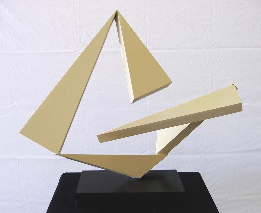 Sculpture Sculpture - For The Violinist by John Neumann