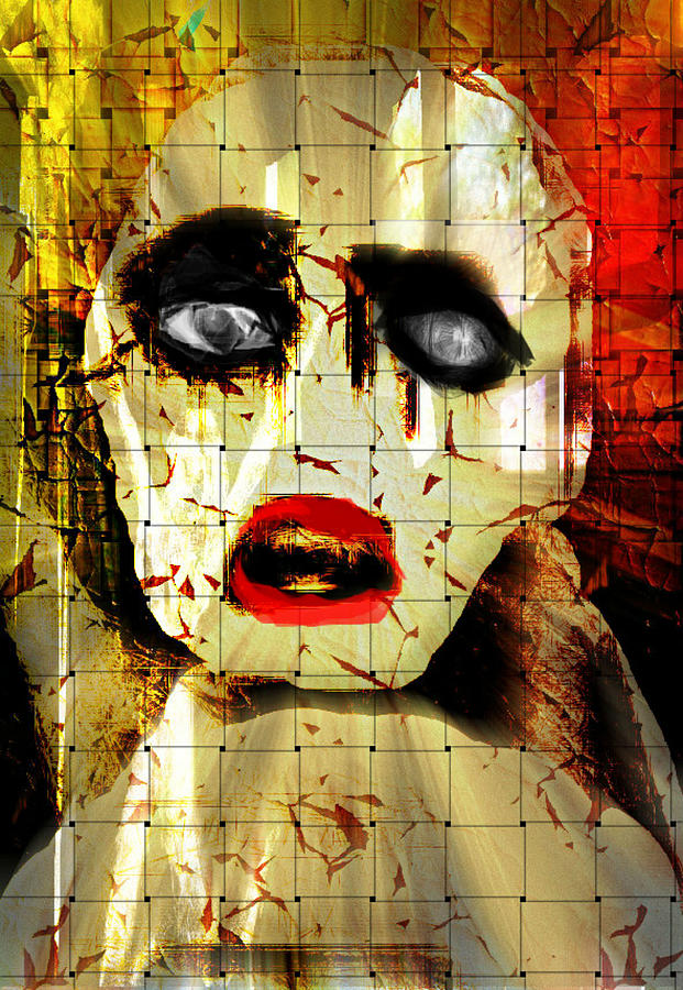Digital Art - Forbidden by Rc Rcd
