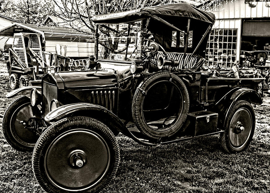 Ford model t black n white photograph by kristie bonnewell ford photograph ford model t black n white by kristie bonnewell sciox Choice Image