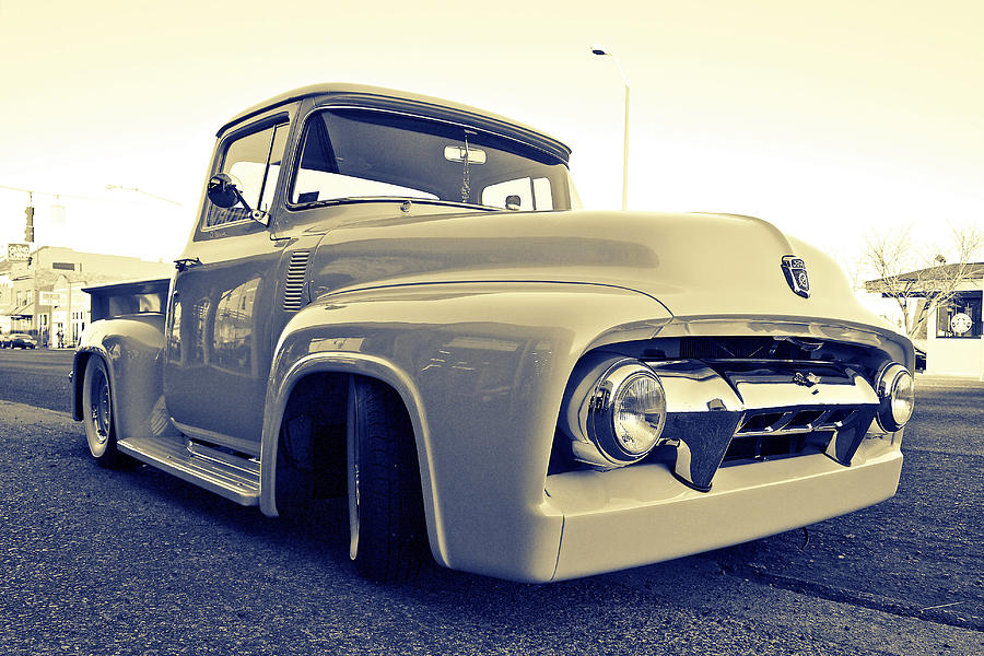 Ford Photograph - Ford Nostalgia by Vorona Photography