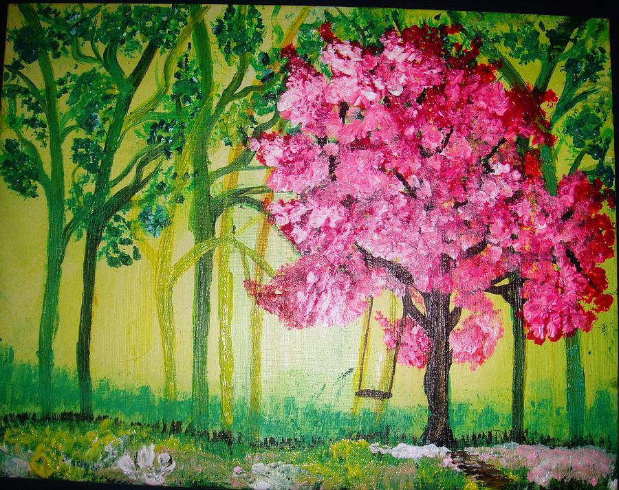 Painting - Forest by Sonali Singh