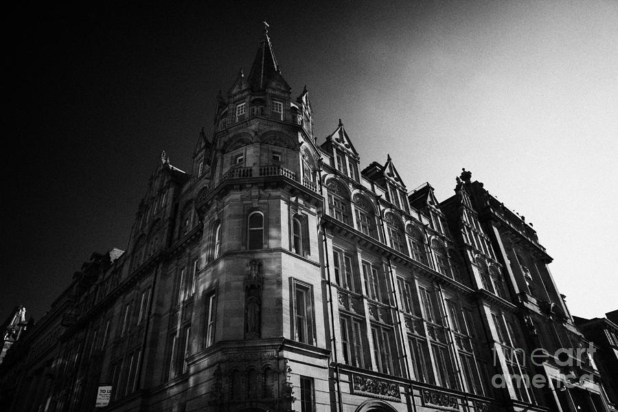 Former Photograph - Former Prudential Assurance Building St Andrew Square Edinburgh Scotland Uk United Kingdom by Joe Fox