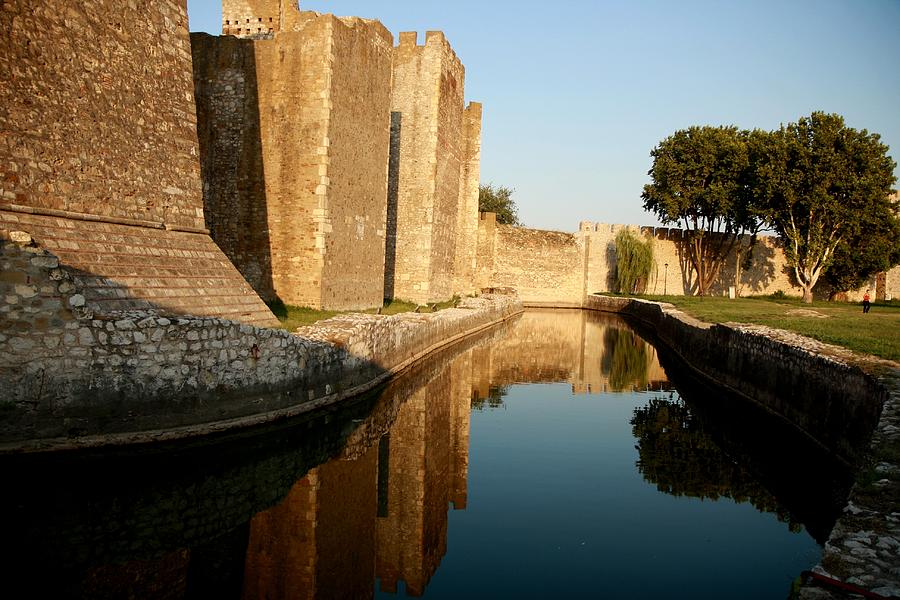 Fortress Photograph - Fortress by Frederic Vigne
