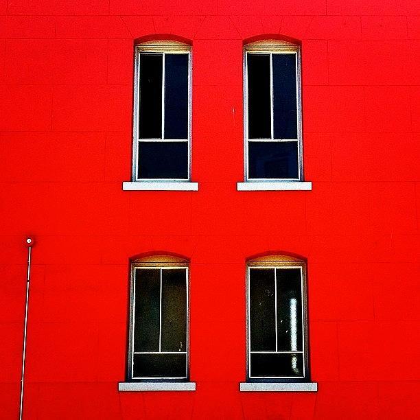 Sanfrancisco Photograph - Four Windows by Julie Gebhardt