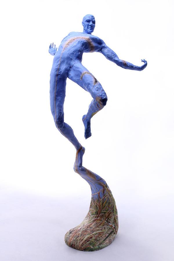 Art Sculpture - Foxtails In The Breeze by Adam Long