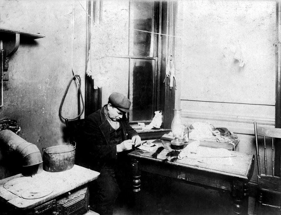 1910s Photograph - Francesco Forzaro, From Caption 313 E by Everett