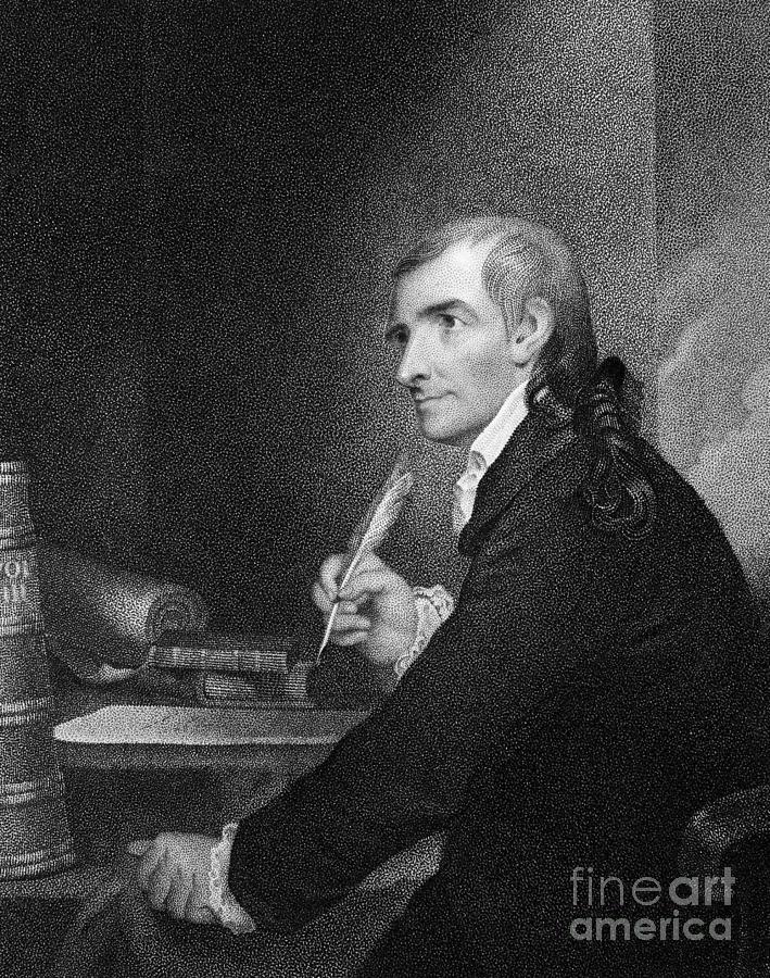 18th Century Photograph - Francis Hopkinson (1737-1791) by Granger