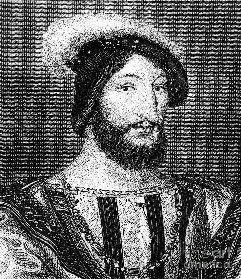 16th Century Photograph - Francis I (1494-1547) by Granger
