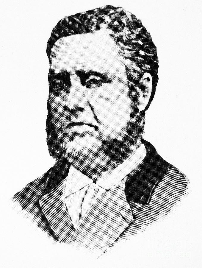 19th Century Photograph - Francis Louis Cardozo (1836-1907) by Granger