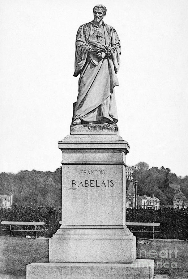 16th Century Photograph - Francois Rabelais by Granger