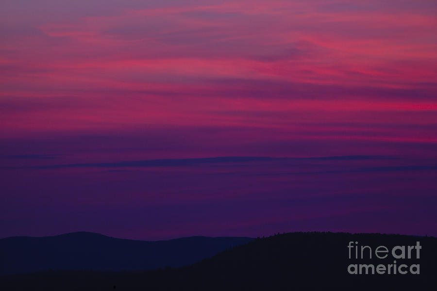 Discover Photograph - Franconia Notch State Park - White Mountain New Hampshire  by Erin Paul Donovan