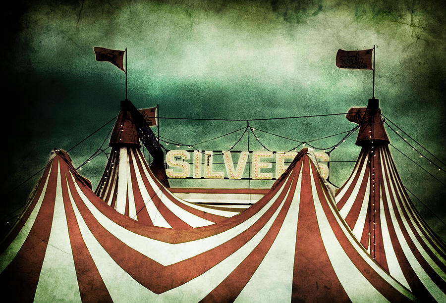Circus Photograph - Freak Show by Andrew Paranavitana
