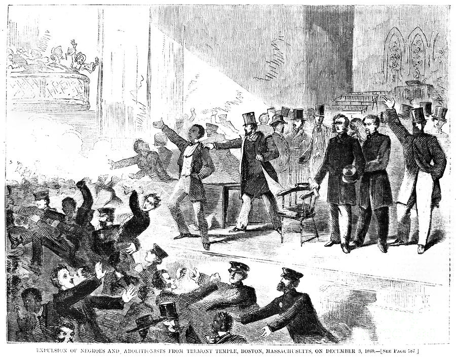 1860 Photograph - Frederick Douglass, 1860 by Granger