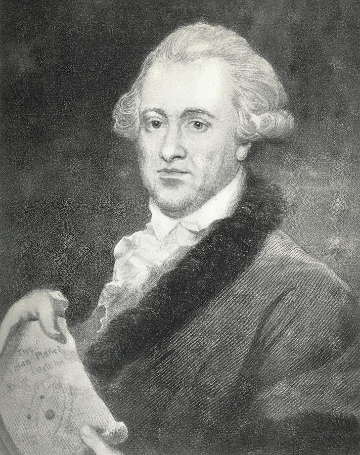 Herschel Photograph - Frederick William Herschel, Astronomer by Science, Industry & Business Librarynew York Public Library