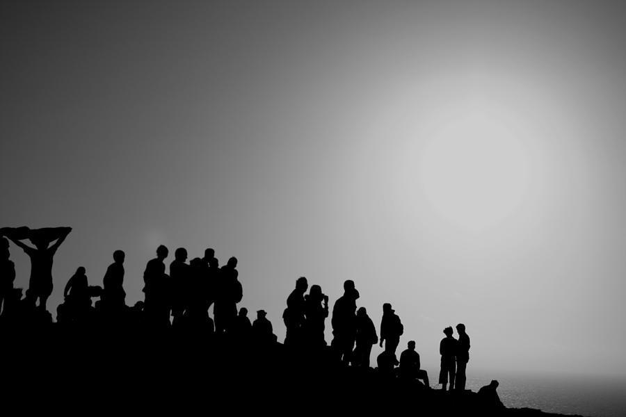 Black Photograph - Free Time by Gabriel Calahorra