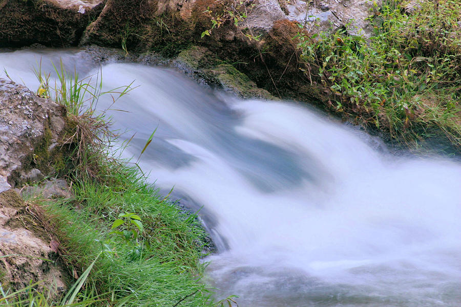 Freely Flowing Photograph - Freely Flowing by Kristin Elmquist