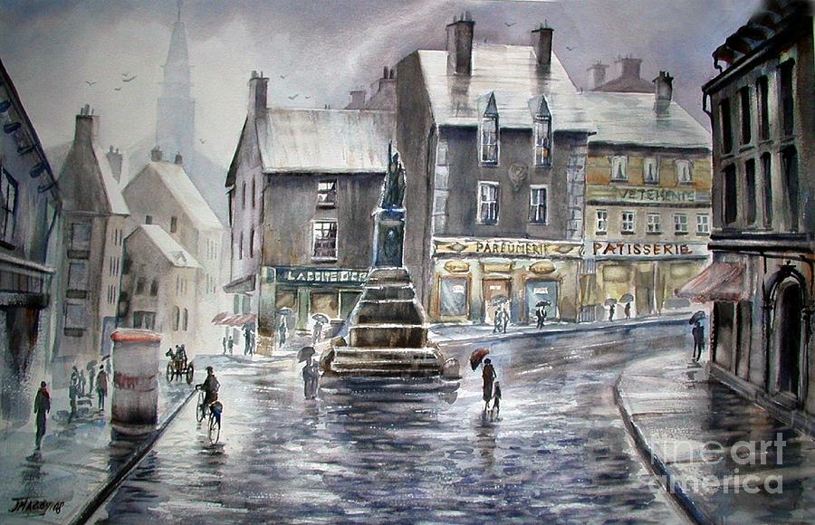 French Rain by John Mabry