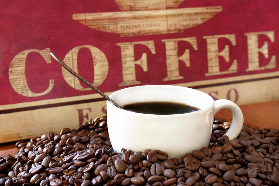 Fresh Coffee Photograph By Darren Fisher