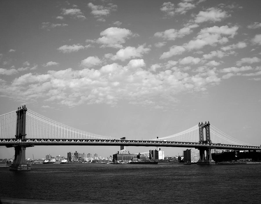 New York City Photograph - From East To West by Jim McDonald Photography